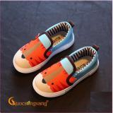 Giày bé trai giày thể thao bé trai hình hổ GLG009