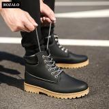 Giá Bán Giay Boot Nam Cổ Cao Chống Thấm Rozalo Rm6604 Trực Tuyến