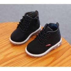 Hình ảnh Giày bost trẻ em thời trang RS120 (Đen)