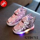 Giày cánh thiên thần đế đèn