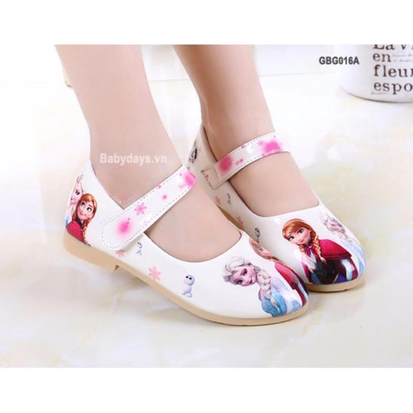Giá bán Giày công chúa elsa GBG016A ( trắng )
