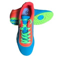Hình ảnh Giày đá bóng trẻ em Prowin (xanh ngọc)