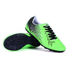 Hình ảnh giầy đinh đá bóng trẻ em Cuavu (xanh lá)