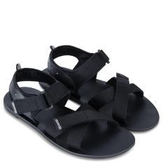 Ôn Tập Tốt Nhất Giày Sandal Nam Dvs Ms171T Đen