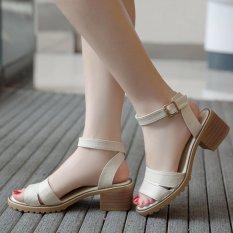 Cửa Hàng Giay Sandal Nữ Cao Got Thời Trang Phong Cach Sg0386 Trực Tuyến