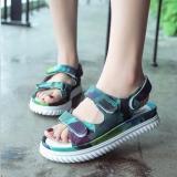 Mua Giay Sandal Nữ Quai Ngang Kiểu Dang Thời Trang Phong Cach Xs0451