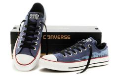 Mã Khuyến Mại Giay Sneaker Converse Nam Mau Xanh Denim 144015C Converse