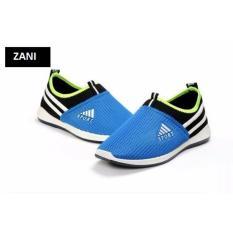Bán Giay Sneaker Kiểu Lưới Thể Thao Nam Zani Zn5711Bl Mau Xanh Nhập Khẩu