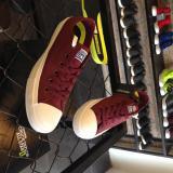 Bán Giay Sneaker Lim Cv Chuck Ii Tặng 1 Đoi Tất Cv Cổ Thấp Mau Đỏ Mận Eom Có Thương Hiệu