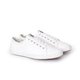 Ôn Tập Tốt Nhất Giay Sneaker Nam Ananas Basas Lowtop White A20168
