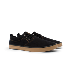 Bán Giay Sneaker Nam Ananas Vintas Lowtop Black A20187 Ananas Rẻ