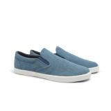 Giá Bán Giay Sneaker Nam Ananas Vintas Slipon Blue A20191 Nguyên