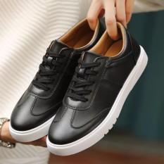 Mã Khuyến Mại Giày Sneaker Nam Cao Cáp Da Tỏng Hợp G133 Oem