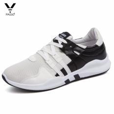 Giá Bán Giay Sneaker Nam Han Quốc Passo G048 Trắng Đen Nguyên