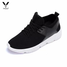 Cửa Hàng Giay Sneaker Nam Han Quốc Passo G056 Đen Trong Hồ Chí Minh