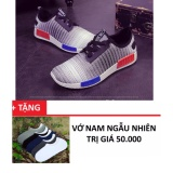 Mua Giày Sneaker Nam Qa Store Đen Qa Store