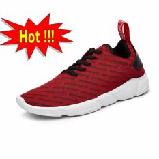 Ôn Tập Giay Sneaker Nam Thể Thao Mẫu Mới Sieu Hot Sodoha Sn39R35Nn Red Hà Nội