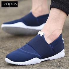 Ôn Tập Giay Sneaker Nam Thời Trang Zapas Gs065 Xanh