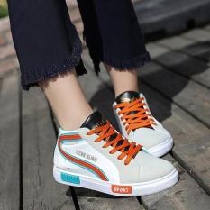Giá Bán Giay Sneaker Nữ Da Cổ Thấp Jacob G3301 Mới Nhất
