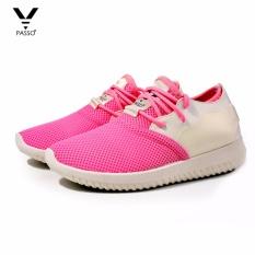 Bán Giay Sneaker Nữ Han Quốc Passo G033 Hồng Trực Tuyến Trong Hồ Chí Minh