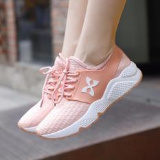Bán Giay Sneaker Nữ Han Quốc Passo G036 Hồng Phấn Passo Nguyên