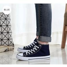 Mã Khuyến Mại Giay Sneaker Nam Nữ Lidus Hh1818 Xanh Bảo Hanh 12 Thang Rẻ