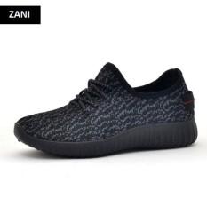 Giá Bán Giay Sneaker Sieu Nhẹ Thời Trang Thể Thaonam Zani Zn5626B Đen Trực Tuyến