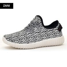 Giá Bán Giay Sneaker Sieu Nhẹ Thời Trang Thể Thaonam Zani Zn5626G Xam Zani Nguyên