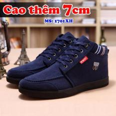 Chiết Khấu Giay Sneaker Tăng Chiều Cao 7Cm Bluesky Tinto 1701Xh Tinto