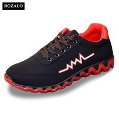 Giá Bán Giay Sneaker Thể Thao Nam Rozalo Rm65228Br Đỏ Rozalo Nguyên