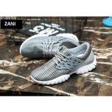 Ôn Tập Giay Sneaker Thể Thao Nam Zani Zn5208Wg Xam Trắng Mới Nhất