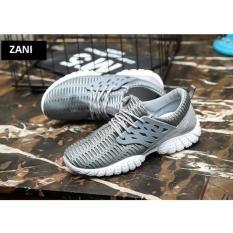 Giá Bán Rẻ Nhất Giay Sneaker Thể Thao Nam Zani Zn5208Wg Xam Trắng