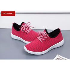 Mã Khuyến Mại Giay Sneaker Thể Thao Nữ Sportmax Swg6207R Đỏ Sportmax Mới Nhất