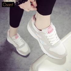 Mua Giay Sneaker Thể Thao Osant Sn008 Xam Rẻ