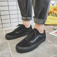 Ôn Tập Giay Sneaker Thể Thao Thời Trang Cao Cấp Trenda Gd15 Đen Trenda