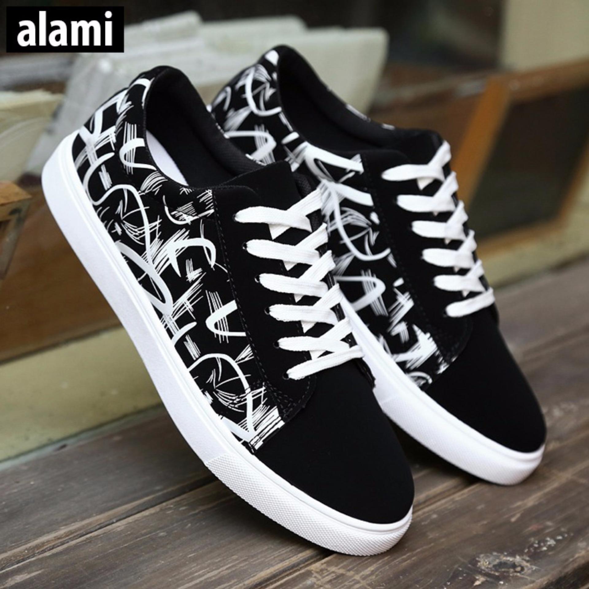 Giày Sneaker Thời Trang Nam Alami Gtt341
