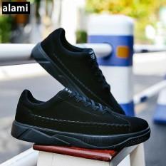 Mua Giay Sneaker Thời Trang Nam Alami Gtt37 Đen Alami Nguyên