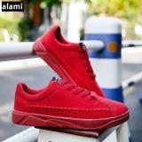 Bán Mua Trực Tuyến Giay Sneaker Thời Trang Nam Alami Gtt37 Đỏ
