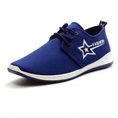 Mua Giày Sneaker Thời Trang Nam Gassa Gn004Xh Xanh Oem Rẻ