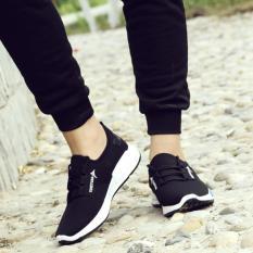 Chiết Khấu Sản Phẩm Giay Sneaker Thời Trang Nam Gassa Gn005D Đen
