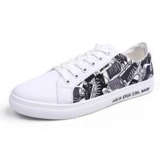 Chiết Khấu Giay Sneaker Thời Trang Nam Gv09 Trắng