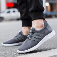 Ôn Tập Giay Sneaker Thời Trang Nam Sodoha Gs23X08 Xam Hà Nội