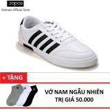 Mua Giày Sneaker Thời Trang Nam Zapas Gs033 Trắng Vớ Nam Zapas Nguyên