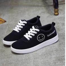 Giá Bán Giay Sneaker Thời Trang Nữ Sodoha Shop Sn 55B29Wnn Đen Phối Trắng Nguyên