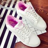 Ôn Tập Giay Sneaker Thời Trang Nữ Sodoha Start St36P Mau Hồng