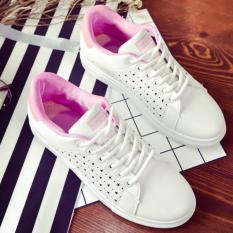 Mua Giay Sneaker Thời Trang Nữ Sodoha Start St36P Mau Hồng Mới Nhất