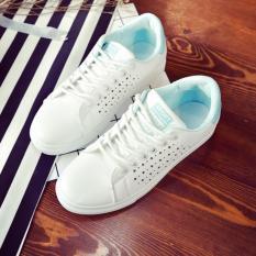 Bán Giay Sneaker Thời Trang Nữ Sodoha Start St36S Mau Xanh Rẻ