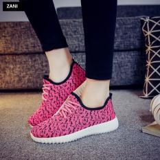 Giá Bán Giay Sneaker Thời Trang Nữ Zani Zn905626Bp Hồng Zani Tốt Nhất