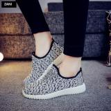Mua Giay Sneaker Thời Trang Nữ Zani Zn905626G Xam Trực Tuyến Rẻ