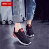Giá Bán Giay Sneaker Thời Trang Thể Thao Nữ Sportmax Sw42301B Đen Sportmax Tốt Nhất